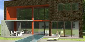 maison 3d architecte Vendée