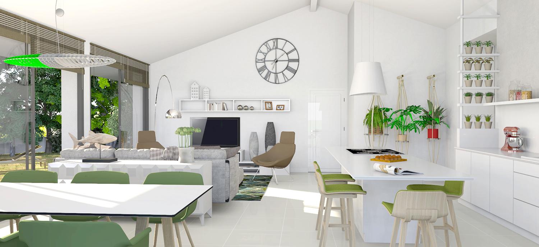 Agence de création graphique pour l'architecture et l'immobilier Vendée